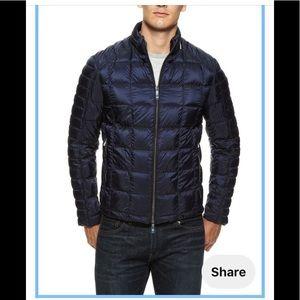 AllegrI Italy Puffer Jacket Detachable Vest 50 IT
